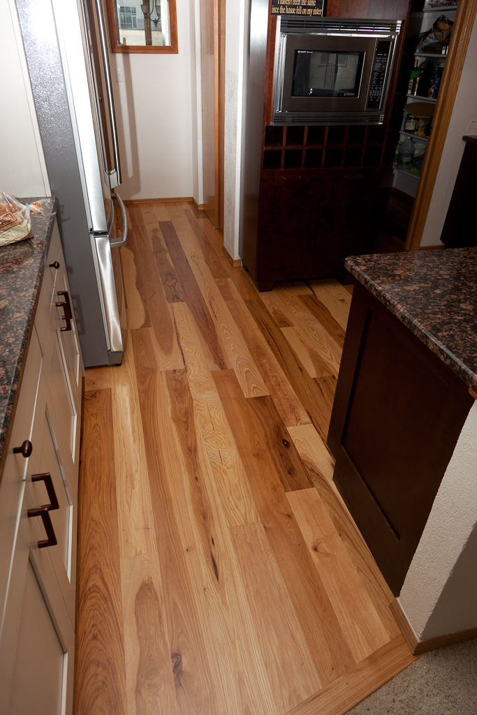 Is Hardwood Flooring Right for Your Kitchen  The Spruce